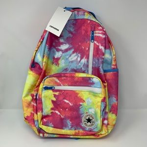 2d12bde381f7 Converse Chuck Taylor Tie-Dye Backpack NWT ...